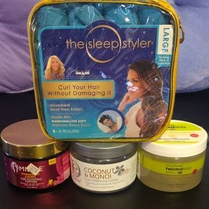 Curl Hair Products